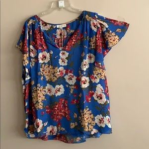 New Umgee floral top